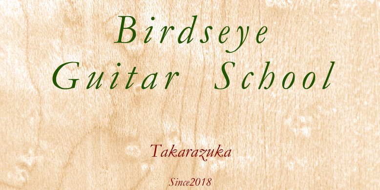 Birdseye Guitar School
